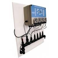 Controller via computer di EC e PH per sistemi Idroponici