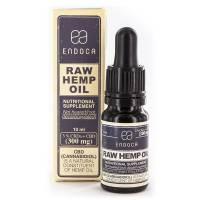 Endoca - CBD RAW Hemp Oil (3%) - 10ml