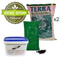 Speciale Outdoor: Kit Terriccio + Guano + Humus