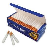 The Bulldog Sigarette da riempire 200pz