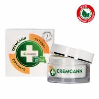 Cremcann Omega 3-6 - Crema Anti-Rughe Rigenerante e Idratante