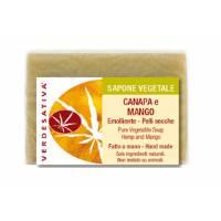 Sapone Canapa e Mango - Verdesativa