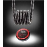Resistenze pronte in CLAPTON 0.60 24G A1 - Fumytech (20pz)