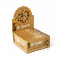 Bulldog - BOX Eco Brown King Size Slim 50pz