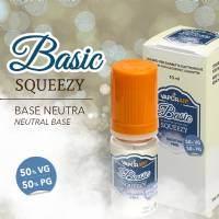 Squeezy Basic 10ml 50/50 Nicotina - 0mg