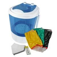 Lavatrice Resinator +  Kit Estrazione 3 sacche