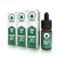 CannaBe CBD oil HEMP - 10ml