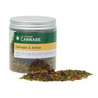 Herbal Mix Canapa e Anice - CannaBe