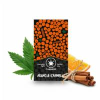 Herbal Mix Canapa, Arancia e Cannella - CannaBe