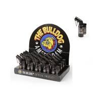 Bulldog - Accendino Laser - Solid Black