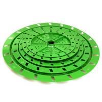 FloraFlex Round Matrix (Confezione da 12pz)