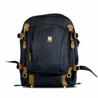 Pure - Zaino Scuola 30x38x16 Black