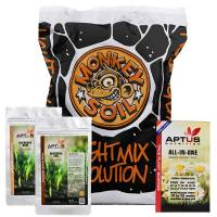 Monkey Soil - LightMix Evolution 50L + Soil Booster Aptus BASIC