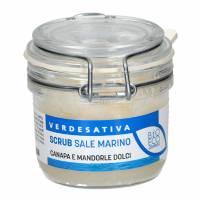 Scrub Marino - Canapa e Mandorle Dolci - Verdesativa - Confezione 250g