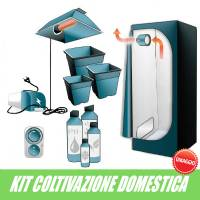 Kit Coltivazione Domestica Cassazione 19/12 - Basso Costo 150W AGRO