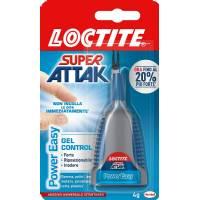 Loctite Super ATTAK CONTROL POWER EASY da 4g