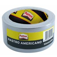 Pattex Nastro Americano Grigio 50Mm X 25M