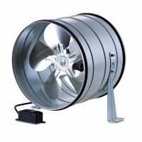 Aspiratore in Metallo - Blauberg Tubo-MZ 250