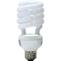 Lampada Compatta Fluorescente CFL 40w Bianca 6400k° - Crescita
