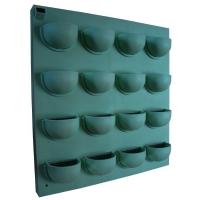Flowall 40x42cm - Verde