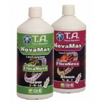 KiT Fertilizzante Tripack per Coltivazione GHE Floranova Ripen