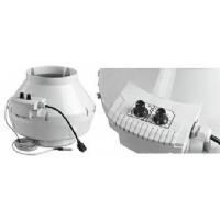 Estrattore BLAUBERG MAX - 12,5cm - 355m3/h con Termostato