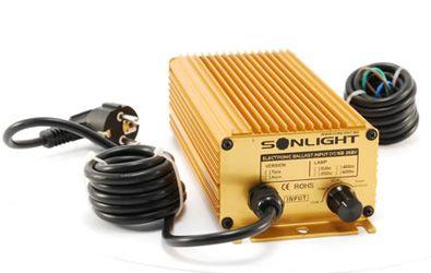 Alimentatore Elettronico Sonlight
