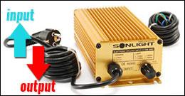 Test Ballast Elettronici