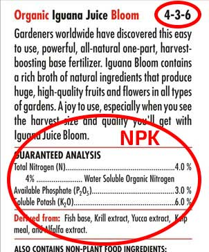 NPK Fertilizzanti
