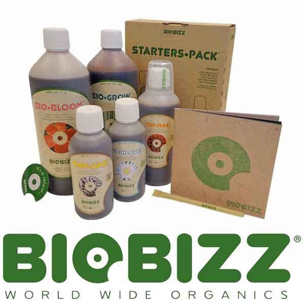 Fertilizzanti Organici BioBizz