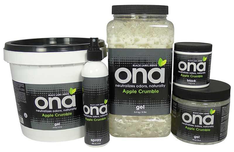 gel e spray antiodore per grow box