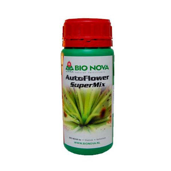 Bio nova autoflower supermix 250ml for Un fertilizzante