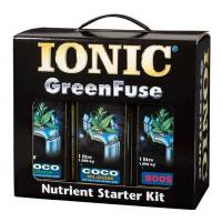 Growth Technology - IONIC Nutrient Starter Kit - COCCO
