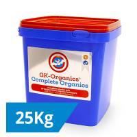 GK Organics - Pesce in Polvere 25Kg