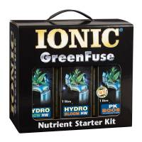 Growth Technology - IONIC Nutrient Starter Kit (Hydro, Cocco, Terra)