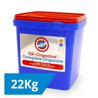 GK Organics - Pesce in Polvere 22Kg