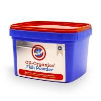GK Organics - Pesce in polvere 500gr