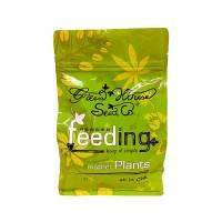 Green House - Powder Feeding Grow - 10gr (verde)