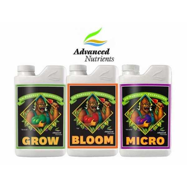 pH Perfect Grow Micro Bloom