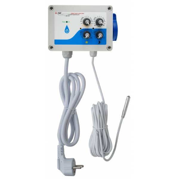 Gse water timer temporizzatore pompa acqua for Temporizzatore irrigazione