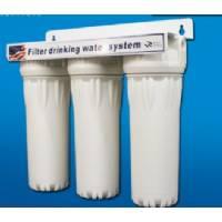 Depuratore ad Osmosi Inversa per acqua potabile - 3 Stadi