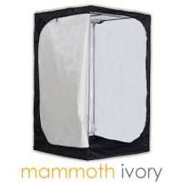 Mammoth Ivory 120 - GrowBox 120x120x180cm