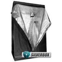 Silverbox Original 1,4 mq - 120x120x200cm Grow Box per coltivazione indoor