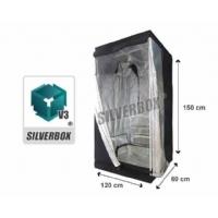 SilverBox V3 in Mylar 120x60x150 cm - Grow Box Per Coltivare Indoor - 0,7 Mq