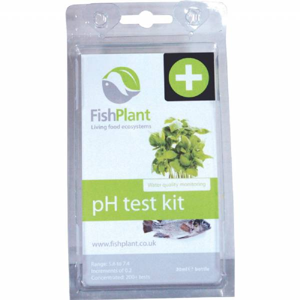 Misurazione PH FishPlant Test Kit
