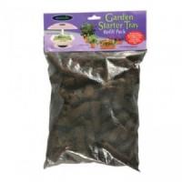 Ricarica 75 spugne e nutrimenti per vassoio Garden Starter Aerogarden