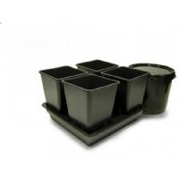 QuadGrow Nutriculture Con ATU - Sistema Idroponico Passivo
