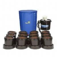 IWS Flood & Drain - Sistema Idroponico Nutriculture 12 vasi