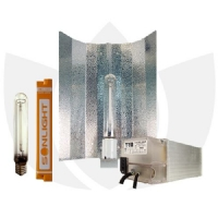 Kit Luce Indoor Black Box Semi Elettronico - Sonlight 400W AGRO