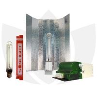 Kit Illuminazione Indoor Easy - Sonlight HPS 150w - Fioritura